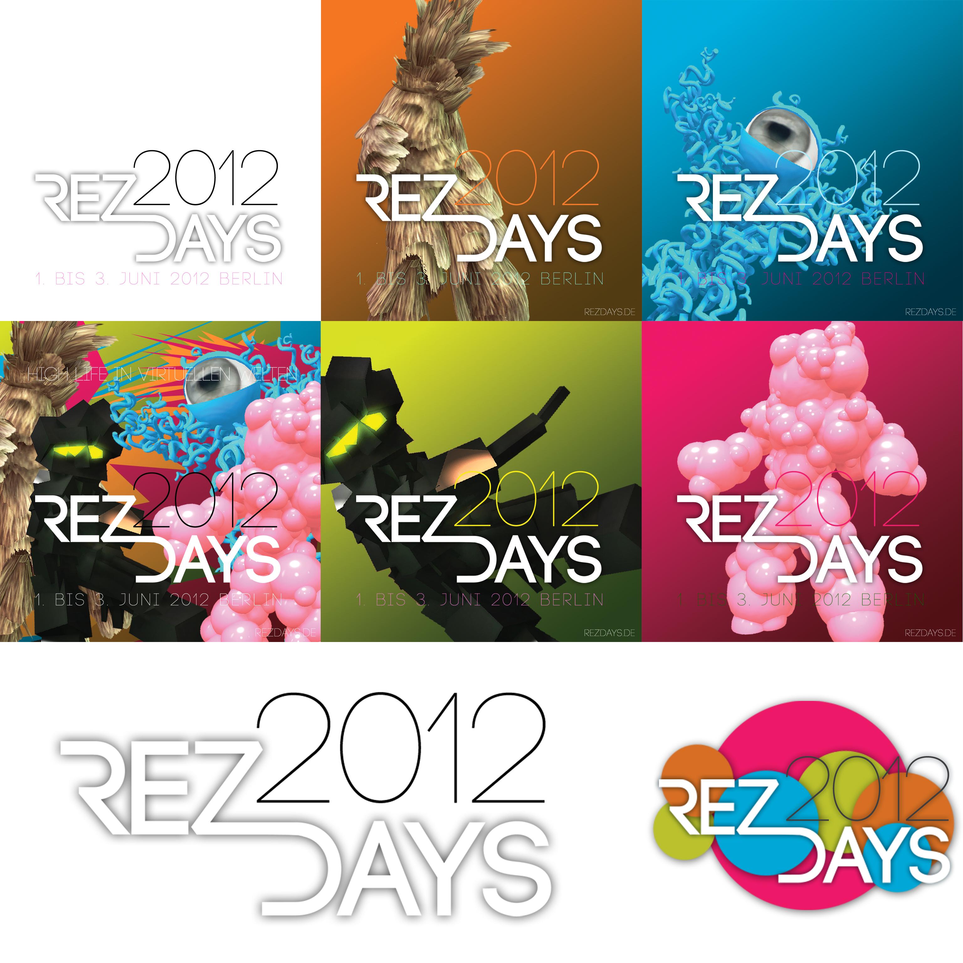 Logos RezDays2012