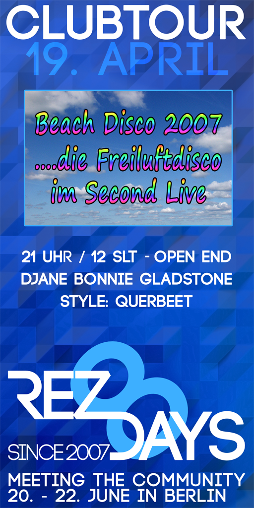 ClubTour in der Beach-Disco