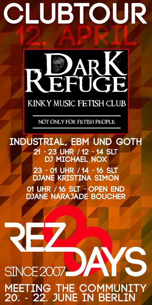 ClubTour Dark-Refuge