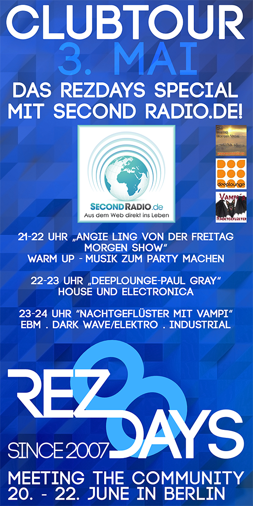 Clubtour Second-Radio
