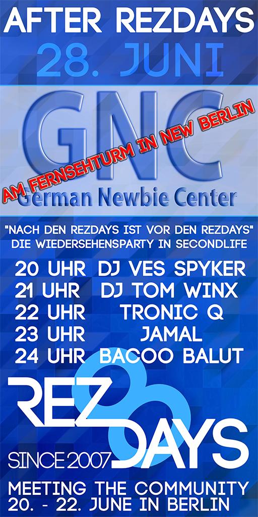 Clubtour GNC AfterParty